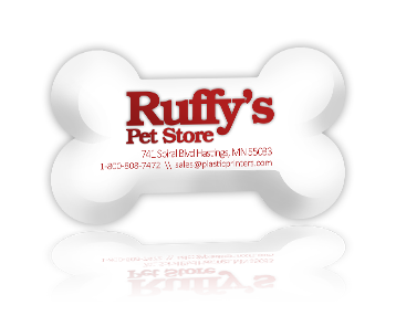 Dog Bone Shaped Business Card Holder Best Business 2018